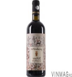 Rotenberg - Merlot Ceptura Clasic 2014