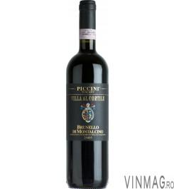 Piccini - Villa Al Cortile Brunello Di Montalcino - 1.5L + cutie de lemn 2011