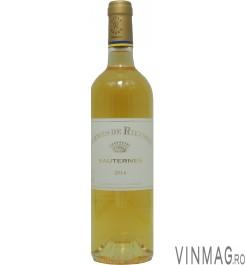Domaines Lafite Rothschild - Les Carmes de Rieussec A.O.C Sauternes