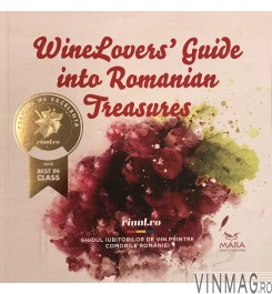 Winelovers' Guide Into Romanian Treasures