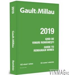 Gault&Millau - Ghid de Vinuri Romanesti 2019