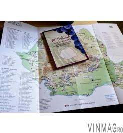 Harta Viticola Crame Romania